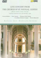 Live Concert From The Church Of St. Nicolai, Leipzig Movie
