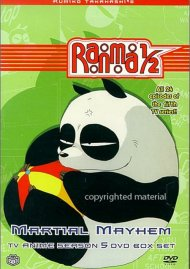 Ranma 1/2: Season 5 Box Set - Martial Mayhem Movie