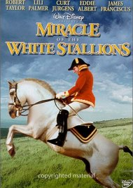 Miracle Of The White Stallions Movie