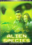 Alien Species (Vanguard) Movie