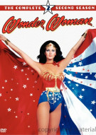 Wonder Woman: The Complete Second Season Movie