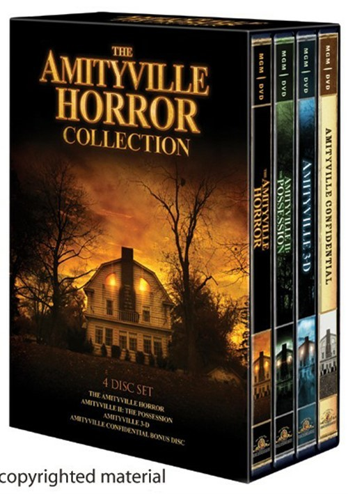 Amityville Horror Special Edition Giftset Movie