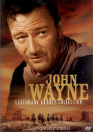 John Wayne Legendary Heroes Collection Movie