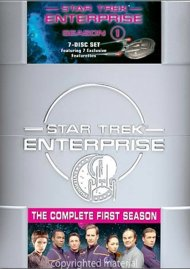 Star Trek: Enterprise - The Complete First Season Movie
