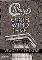 Chicago / Earth, Wind & Fire:  Live At The Greek Theatre Movie