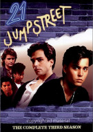 21 Jump Street: The Complete Third Season Movie