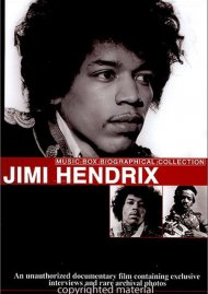 Jimi Hendrix: Music Box Biographical Collection Movie