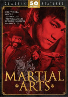 Martial Arts: 50 Movie Pack Movie