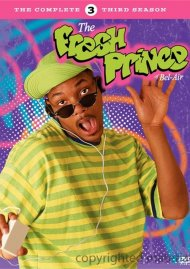 Fresh Prince Of Bel-Air, The:  The Complete Third Season Movie