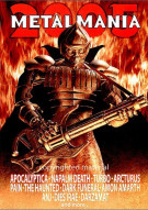 Metalmania 2005 Movie