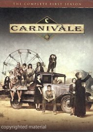 Carnivale: The Complete Seasons 1 & 2 Movie