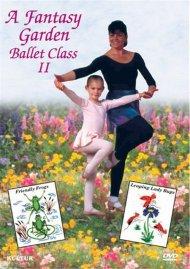 Fantasy Garden Ballet Class 2, A Movie