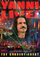Yanni: Live! The Concert Event Movie