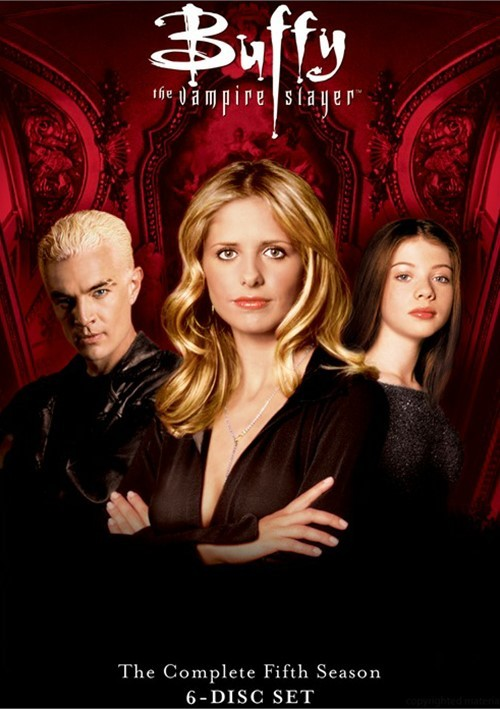 Buffy The Vampire Slayer: Season Five Movie