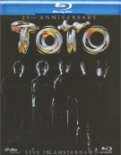 Toto: Live In Amsterdam - 25th Anniversary Blu-ray