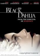 Black Dahlia, The (Widescreen) Movie