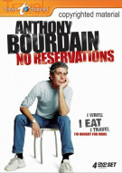 Anthony Bourdain: No Reservations Movie