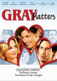 Gray Matters (Repackage) Movie