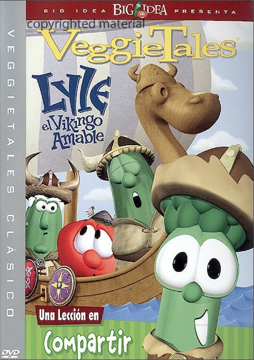 Veggie Tales: Lyle El Vikingo Amable (Lyle The Kindly Viking) Movie