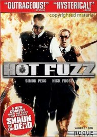 Hot Fuzz (Widescreen) Movie