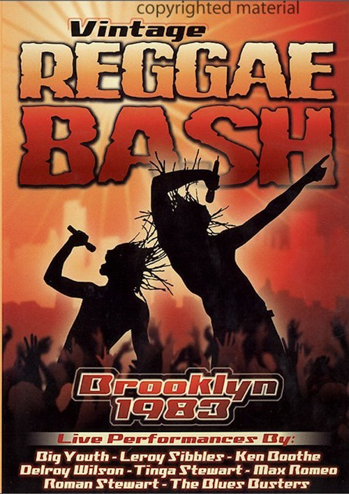 Vintage Reggae Bash: Brooklyn 1983 Movie