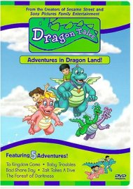 Dragon Tales: Adventures In Dragon Land! Movie