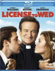 License To Wed Blu-ray