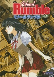 School Rumble: Volume 5 Movie