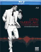 Justin Timberlake: Futuresex/Loveshow - Live From Madison Square Garden Blu-ray
