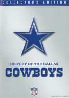 NFL History Of The Dallas Cowboys (2008 Update) Movie