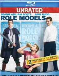Role Models: Unrated Blu-ray