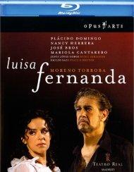 Torroba: Luisa Fernanda Blu-ray
