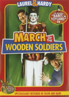 Laurel & Hardy: March Of The Wooden Soldiers Movie