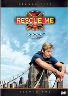 Rescue Me: The Fifth Season - Volume 1 Movie