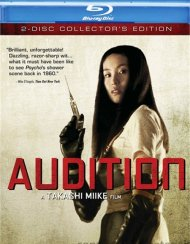 Audition: Collectors Edition Blu-ray
