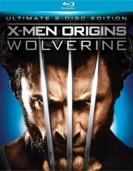 X-Men Origins: Wolverine - Ultimate 2 Disc Edition Blu-ray