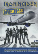 Iron Maiden: Flight 666 - The Film Movie