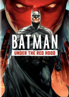 Batman: Under The Red Hood Movie