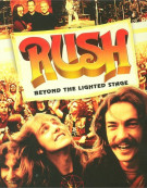 Rush: Beyond The Lighted Stage Blu-ray