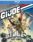 G.I. Joe: A Real American Hero - The Movie Blu-ray