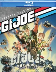 G.I. Joe: A Real American Hero - The Movie Blu-ray