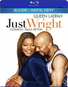 Just Wright (Blu-ray + Digital Copy) Blu-ray