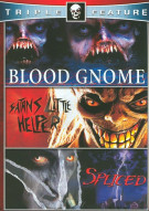 Blood Gnome / Satans Little Helper / Spliced (Horror Triple Feature) Movie