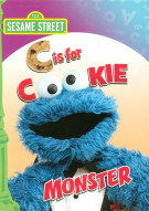 Sesame Street: C Is For Cookie Monster Movie