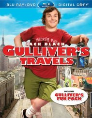 Gullivers Travels (w/ Gullivers Fun Pack) Blu-ray