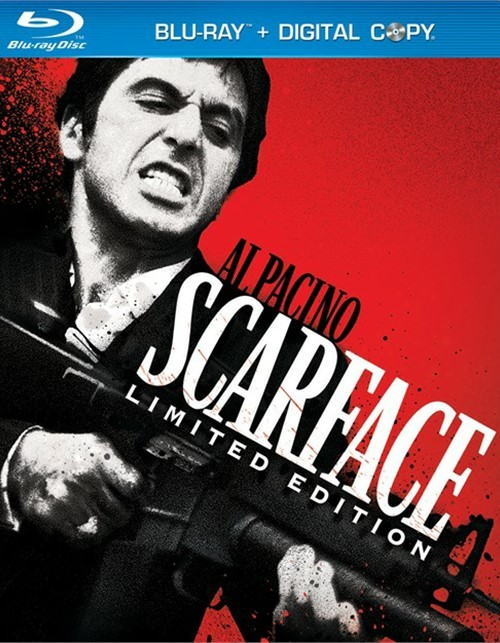 Scarface: Limited Edition (Steelbook) Blu-ray