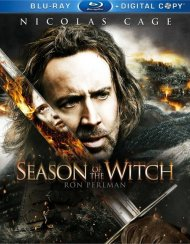 Season Of The Witch (Blu-ray + DVD + Digital Copy) Blu-ray