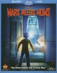 Mars Needs Moms (Blu-ray + DVD Combo) Blu-ray