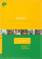Sabu!: Eclipse From The Criterion Collection Movie