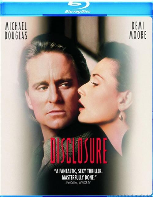 Disclosure Blu-ray